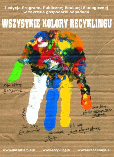 Wszystkie kolory recyklingu - Andrzej Pągowski